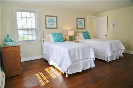 Chatham Cape Cod vacation rental - First floor bedroom with 2 twin beds
