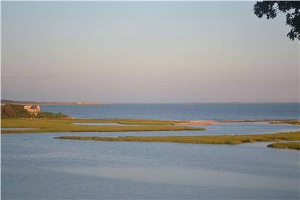 Chatham Cape Cod vacation rental - The view from the house