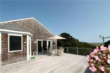 Harwich Cape Cod vacation rental - Deck and View