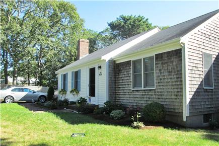 Chatham Cape Cod vacation rental - Front of Mermaid Cottage