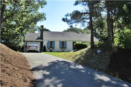 Chatham Cape Cod vacation rental - Mermaid Cottage is perched on a hill