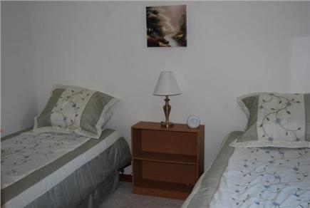 Falmouth Cape Cod vacation rental - Lovely third bedroom with twin beds