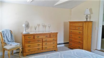 Marshfield, Brant Rock MA vacation rental - Downstairs bedroom sitting area with ocean facing window.