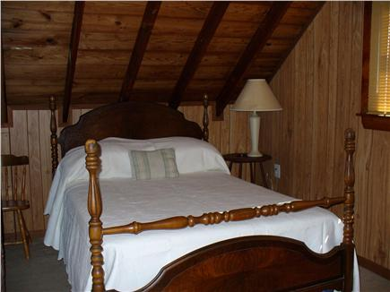 North Eastham Cape Cod vacation rental - Upstairs bedroom view of double bed