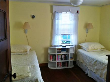 North Eastham Cape Cod vacation rental - Bedroom #2 with twin beds