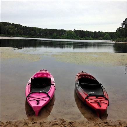 Brewster Cape Cod vacation rental - Kayaks, ready to explore