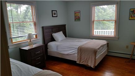 Brewster Cape Cod vacation rental - Bedroom 2 -- double and single