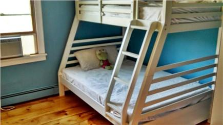 Brewster Cape Cod vacation rental - Bedroom 3 -- bunk bed
