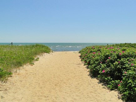 Chatham Cape Cod vacation rental - 5 minute walk to Pleasant Street Beach