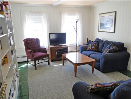 Chatham Cape Cod vacation rental - Family room includes games and library – help yourself!