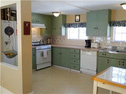 Chatham Cape Cod vacation rental - Large well-equipped kitchen with adjacent dining room