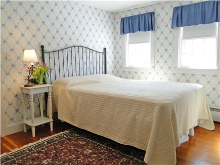 Chatham Cape Cod vacation rental - Sunny Master bedroom upstairs – queen and twin bed