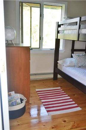 East Falmouth Cape Cod vacation rental - Bedroom #5 - Kids Bunkbeds