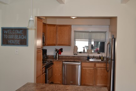 East Falmouth Cape Cod vacation rental - Newly renovated, loaded kitchen.