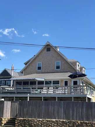 Bourne, Monument Beach Cape Cod vacation rental - Four bedroom home in Monument Beach.