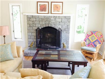 Brewster Cape Cod vacation rental - Formal Living Room