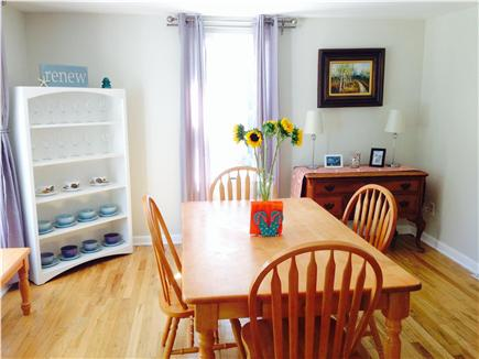 Brewster Cape Cod vacation rental - Dining room off Kitchen