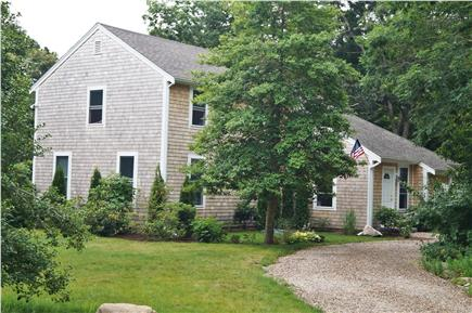 North Falmouth Cape Cod vacation rental - Great yard for kids & outdoor entertaining