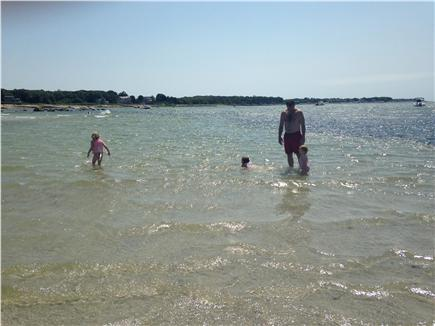 North Falmouth Cape Cod vacation rental - Great beach for kids of all ages - Megansett