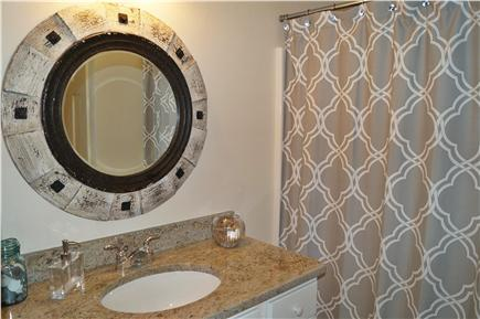 North Falmouth Cape Cod vacation rental - Downstairs full bathroom
