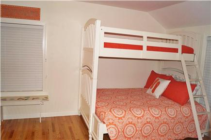 North Falmouth Cape Cod vacation rental - Upstairs bunk room