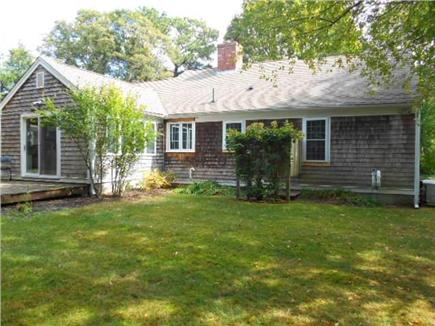 Yarmouth Port Cape Cod vacation rental - Back Yard