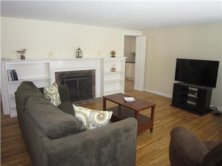 Yarmouth Port Cape Cod vacation rental - Spacious living area with comfortable furnishings