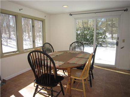 Yarmouth Port Cape Cod vacation rental - Dining Table