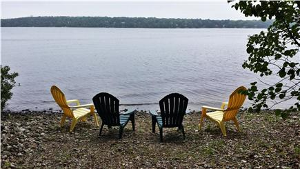 Falmouth Cape Cod vacation rental - Relax by the lake and enjoy our 100ft of waterfront
