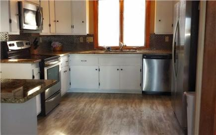 Falmouth Cape Cod vacation rental - Fully equipped kitchen (addtional renovations complete by June)