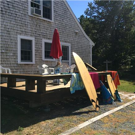 Eastham Cape Cod vacation rental - Suntan Salon !