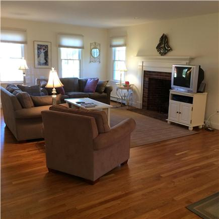 Eastham Cape Cod vacation rental - A lot of space for family conversations.