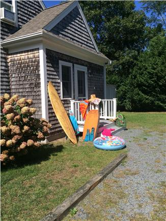 eastham Cape Cod vacation rental - High tide! - lets go!