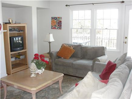 Eastham Cape Cod vacation rental - Sunsets glow through the windows.  Best nap spot.