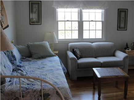 Eastham Cape Cod vacation rental - Gather w/family & friends after the beach in the den (w/day bed)