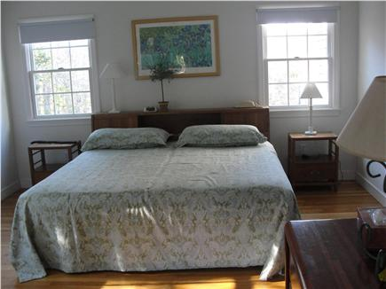 Eastham Cape Cod vacation rental - Snuggle in : King master suite