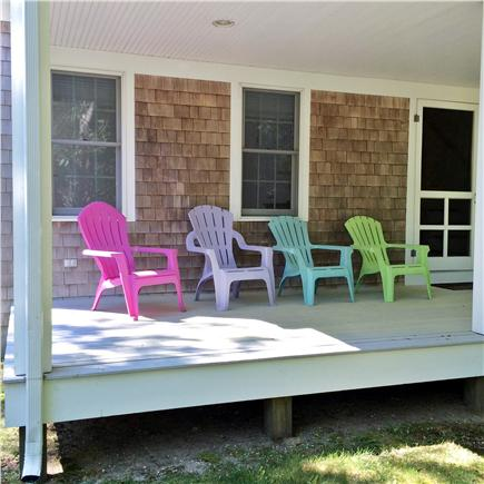 Eastham close to Campground Beach Cape Cod vacation rental - Relax in the sunshine