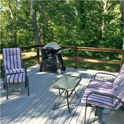 Eastham close to Campground Beach Cape Cod vacation rental - Ideal cookout and relaxation spot