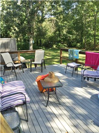 Eastham close to Campground Beach Cape Cod vacation rental - Home from the beach !