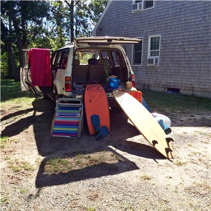 Eastham close to Campground Beach Cape Cod vacation rental - Surf's up !