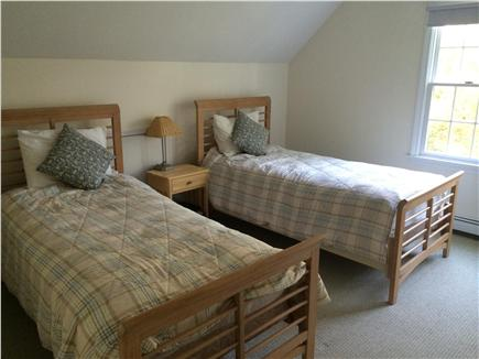 Eastham Cape Cod vacation rental - Bright twins.