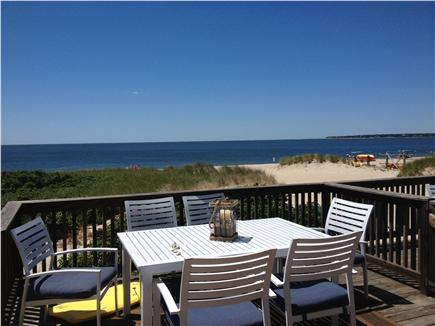 Centerville Centerville vacation rental - Enjoy your meals just steps from the ocean