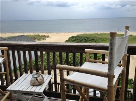 Centerville Centerville vacation rental - Enjoy morning coffee from master balcony