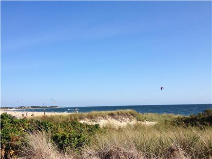 Centerville Cape Cod vacation rental - Dune between condo and beach