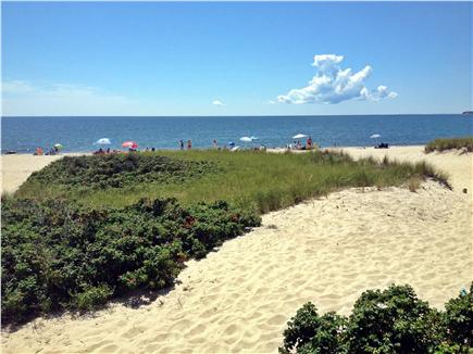 Centerville Cape Cod vacation rental - Edge of Deck
