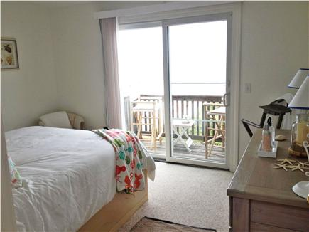 Centerville Cape Cod vacation rental - Bedroom with deck