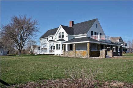 Dennis Cape Cod vacation rental - 3-BR, 2-bath unit is located on top and bottom level of the house