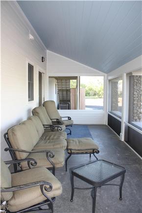 Dennis Cape Cod vacation rental - Bottom Unit