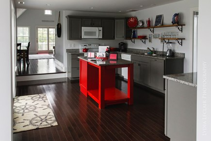 Dennis Cape Cod vacation rental - Top unit Kitchen