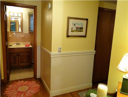 Harwich Port Cape Cod vacation rental - Second bathroom is adjacent to twin bedroom